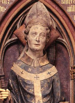 Tumba Erzbischof Konrad Von Hochstaden
