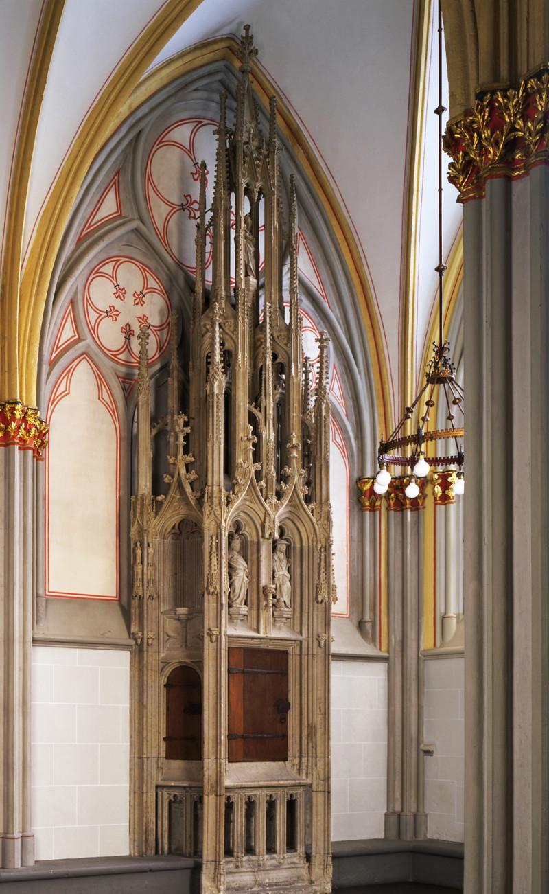 Sakramentskapelle Kölner Dom